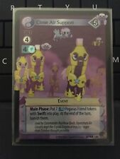 Close Air Support MLP CCG Marks In Time #144 UR Foil Card