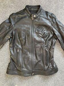 Women's Ducati Leather Jacket
