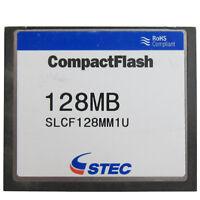 STEC CompactFlash 128mb Compact Flash Card CF memory card Cheap price