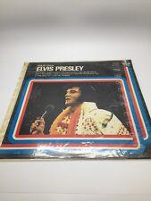 Elvis Presley Solid Gold LP, Comp RCA NL 10971 Still has cover part selaed
