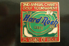 HRC Hard Rock Cafe Online 2nd Golf Tournament 25 Years of Rock
