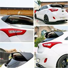 MyRide Rear Wing Spoiler Ver.1 for Hyundai Elantra GT (New i30) 2012+  UNPAINTED