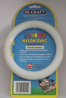 ToyBoy Nylon Ring Vanilla Flavoured Dog Chew for Dogs New Fun
