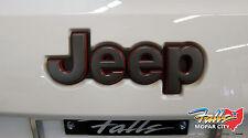 2014-2018 Jeep Grand Cherokee Trail Hawk Trailhawk Rear Liftgate Emblem Mopar