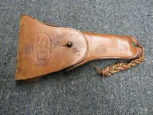 WWII US M1916 HOLSTER FOR COLT 1911/1911A1-BOYT -44-