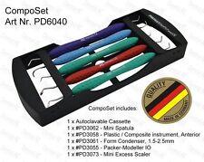 Composet + autoclavabile cassetta, in silicone ERGOSOFT Composito Dentale Strumento