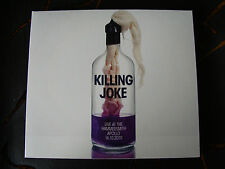 Slip CD Double: Killing Joke : Live Hammersmith 2010
