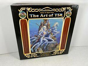 The Art of TSR The Dargonesti Larry Elmore T071061 15 1/2 x 18 550 Pieces Jigsaw