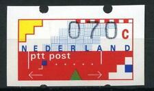Nederland ATM automaatzegels Klussendorf nr 7 70 cent met nummer - POSTFRIS