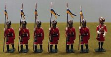 Mike Ferguson British Indian Army Alwar Lancers 54 mm Toy Soldiers