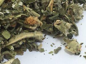 Raspberry & Marshmallow Leaf 50g ORGANIC  Herbal herb Infusion Tea Smoking