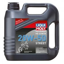 Engine oil motorbike hd 20w-50 fully synthetic 205 liter - Liqui moly 3820