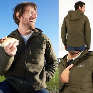 Brand New Weird Fish Ramsay Atlas Macaroni Full Zip Hoody RRP £100 Sizes S-5XL
