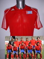 Cuba Adult Medium Adidas shirt jersey soccer maglia Bnwt New Top Maillot maglia