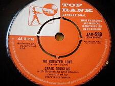 "CRAIG DOUGLAS - NO GREATER LOVE    7"" VINYL"