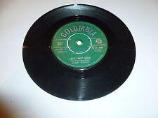 "CHUBBY CHECKER - Let's Twist Again - 1961 UK 7"" vinyl single"