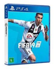 GIOCO VIDEOGIOCO CONSOLE PS4 PLAYSTATION 4 FIFA 19 2019 FIFA19 ITALIANO