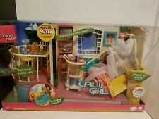 Barbie Unopened Cali Girl Hawaiian Hotel Playset