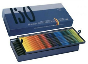 Holbein Coloring Pencils 150 Colors Set Artist Paper Box Holbein Art Materials