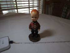 Buddy Lee Dungarees bobblehead RARE vintage bobble nodder head doll since 1889
