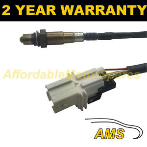 FRONT 5 WIRE WIDEBAND OXYGEN LAMBDA SENSOR FOR VOLVO S80 3.0 T6 2001-2006