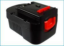 UK Battery for Black & Decker BDGL14K-2 499936-34 499936-35 14.4V RoHS