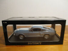 1 18 Autoart Shelby Mustang GT500 (azul/blanco rayas) 1967