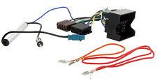 AUDI A3 CD Radio Stereo AutoRadio ISO Cablaggio piombo Adattatore CT20VW02