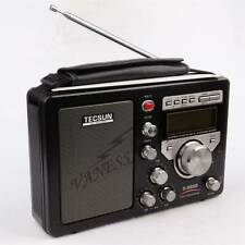 TECSUN S-8800 PLL DSP Triple Conversion AM/FM/LW/SW SSB NO BATTERY INCLUDED