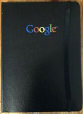 Google 5 x 7 inch Hardcover Notebook