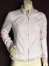 Elisa Cavaletti Club Women's Jacket White Lined Size M