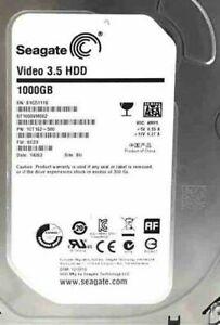 "Seagate 01CT162 1-TB 5900RPM 3.0Gbps SATA 3.5"" LFF Hard Disk Drive ST1000VM002"