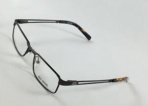 New HARLEY DAVIDSON HDT101 Brown Boys Kids Eyeglasses Frames 49-16-130