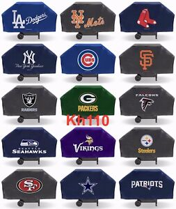 NFL,MLB Team Barbecue BBQ Grill Cover-Pick your Team