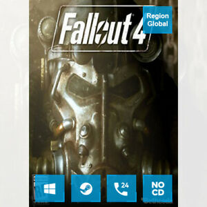 Fallout 4 for PC Game Steam Key Region Free
