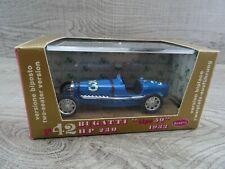 Brumm R42 Bugatti Type 59 1933 #3 Diecast Model Car 1:43 Scale Mint