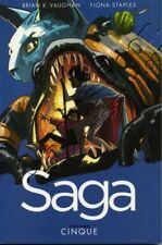 SAGA Volume 5 - Bao Publishing - NUOVO