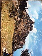 H1e Postcard Unused Undated Cyprus Sthilarion Castle Dieu D'amour View