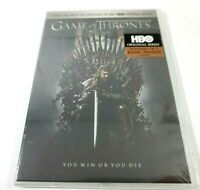 Game Of Thrones Episode One on Bonus DVD Winter Is Coming New & Sealed