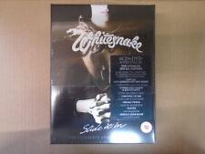 Whitesnake Slide it in CD Boxset  NEW & Sealed WS0