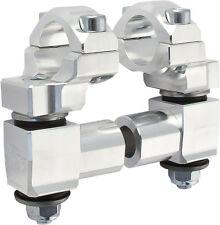 """Rox Speed FX - 2"""" Pivoting Anti-Vibe Bar Risers for 1-1/8"""" Handlebar (1R-AV2PP)"""