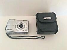 Olympus Fe-170 6.0 Megapixel Digital Camera Works No Charging Cord Camera Only