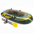 2017 Seahawk 2 Inflatable Boat Set With Oars And Air Pump | 68347EP