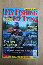 Fly Fishing and Fly Tying Magazine - May 2004