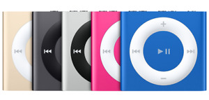 NEW Apple iPod Shuffle 4th Generation 2GB