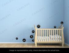 Ghibli Totoro - Soot Sprites Wall Art Applique Stickers