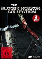 The Bloody Horror Collection -- Horror/Thriller -- 3 DVD Box