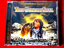 The Golden Seal NEW CD OOP Motion Picture Soundtrack John Barry/Dana Kaproff
