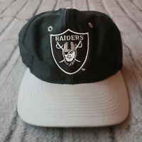 Vintage Oakland Raiders Snapback Hat by Logo 7 Cap 90s