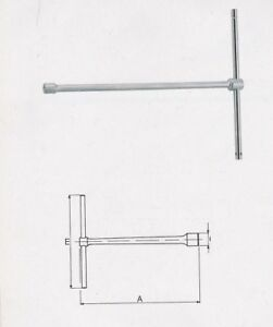 Pastorino Chiave a T semplice Art 85